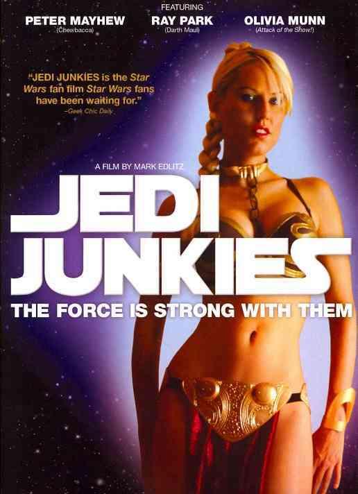 JEDI JUNKIES BY EDLITZ,MARK (DVD)